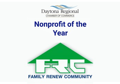 We're Nonprofit of the Year!