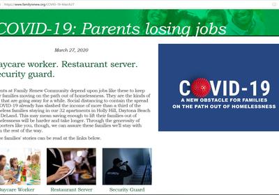 COVID-19 Update: 3/27/20