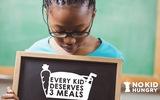 No Kid Hungry at Family Renew