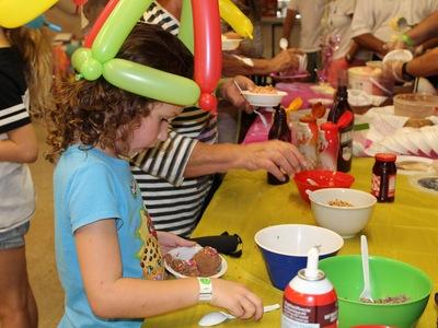 28th annual Ice Cream Social Sponsors